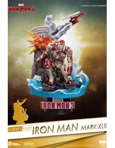 Diorama Marvel Iron Man...