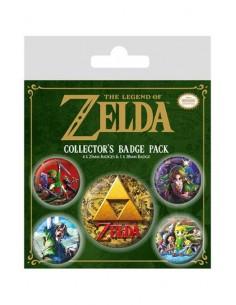 Chapas The Legends of Zelda...