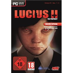 LUCIUS II THE PROPHECY SPECIAL EDITION