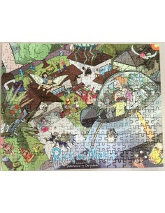 Puzzle Rick and Morty 300...
