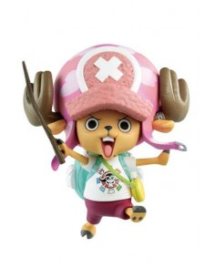 Figura One Piece Stampede...