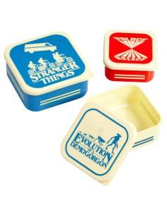 Set 3 Cajas Stranger Things