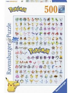 Puzzle Pokémon Ravensburger...