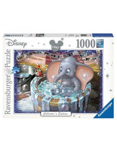 Puzzle Disney Dumbo 1941 Collector's...