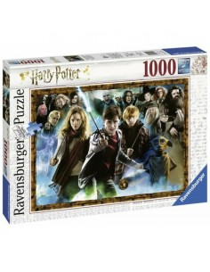 Puzzle Harry Potter El Mago...