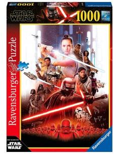 Puzzle Star Wars El Ascenso...