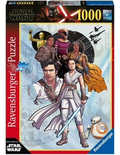 Puzzle Star Wars El Ascenso...