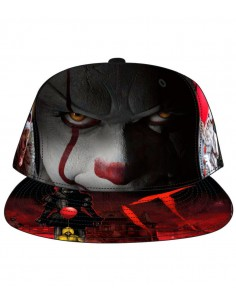 Gorra IT Pennywise
