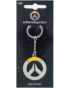Llavero Metálico Overwatch