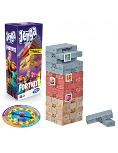 Jenga Fortnite Hasbro
