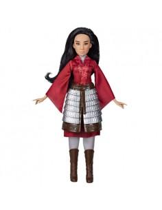 Figura Disney Muñeca Mulan...