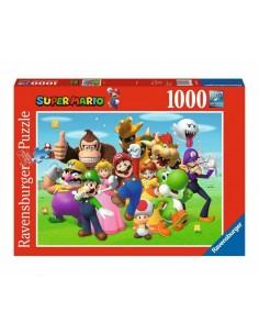 Puzzle Super Mario...