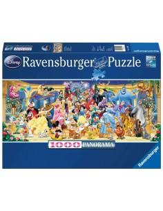 Puzzle Disney Foto de Grupo...