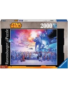 Puzzle Star Wars El...