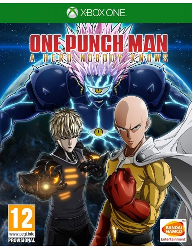 One Punch Man: A Hero Nobody Knows...