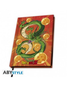 Libreta Dragon Ball Z...