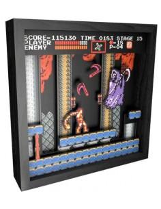 Cuadro 3D Pixel Frames...