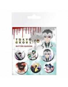 Chapas Tokyo Ghoul: Re