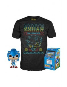 Sonic POP! & Tee Box -...