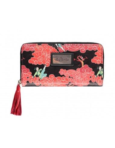 Monedero Disney Mulan Zip Around