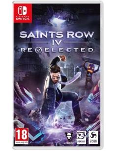 Saints Row IV Re-elected...