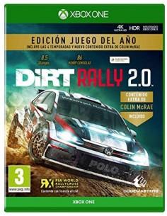 Dirt Rally 2.0 Edición GOTY...