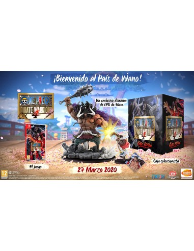 One Piece: Pirate Warriors 4 Kaido...