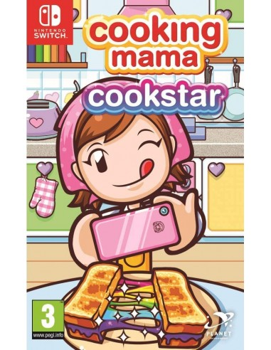 Cooking Mama Cookstar (Switch)