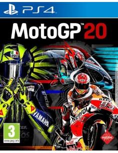 Moto GP 20 (PS4)