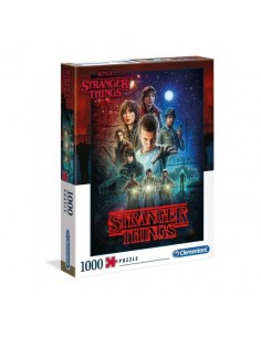 Puzzle Stranger Things...