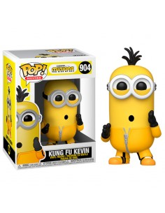 FUNKO POP! Minions 2 Kung...
