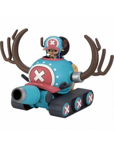 Figura One Piece Chopper Tank Model...