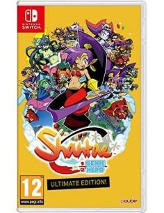 Shantae: Half Genie Hero...