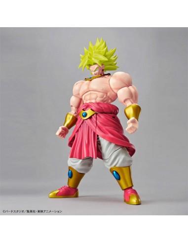Figura Dragon Ball Super Saiyan Broly...