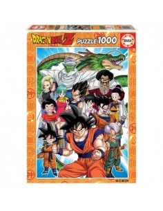Puzzle Dragon Ball Z 1000...