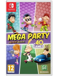 Mega Party: A Tootuff...