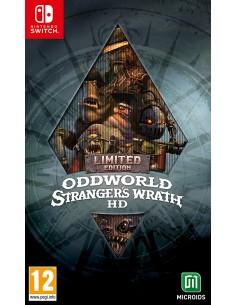 Oddworld: Stranger's Wrath...