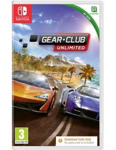 Gear Club Replay (Código de...