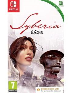 Syberia (Código de...