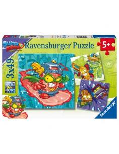 Puzzle Super Zings...