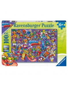 Puzzle Super Zings...