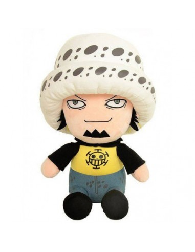 Peluche One Piece Trafalgar Law 20 cm