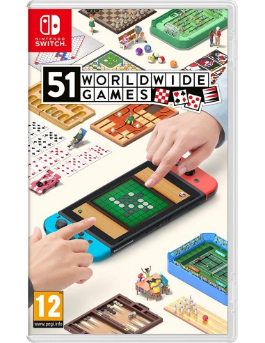 51 Worldwide Games (Switch)