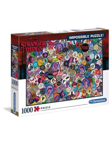 Puzzle Stranger Things Impossible...