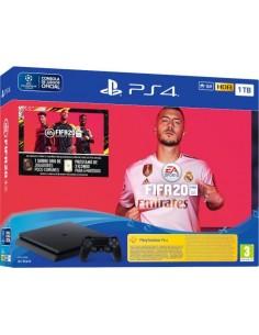 PS4 Consola Slim 1TB Negra...