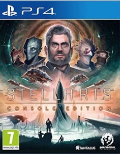 Stellaris Console Edition...