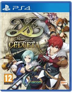 Ys: Memories of Celceta (PS4)