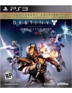 Destiny: El Rey De Los...