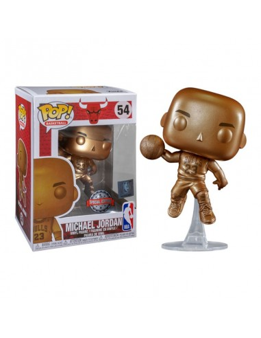 FUNKO POP! NBA Chicago Bulls Michael...