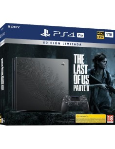 PS4 Consola Pro 1TB Mate +...